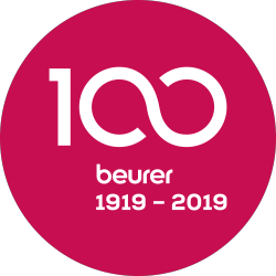 logo of 100 years BEURER
